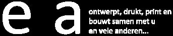 EVA grafische vormgeving en uitvoering